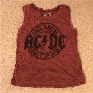 AC/DC Tank Top